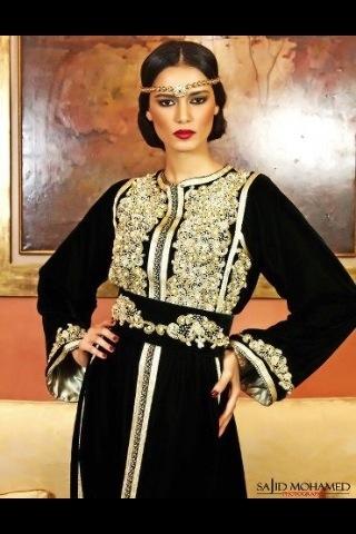 robe-marocaine