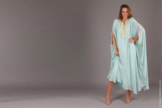 gandoura haute couture