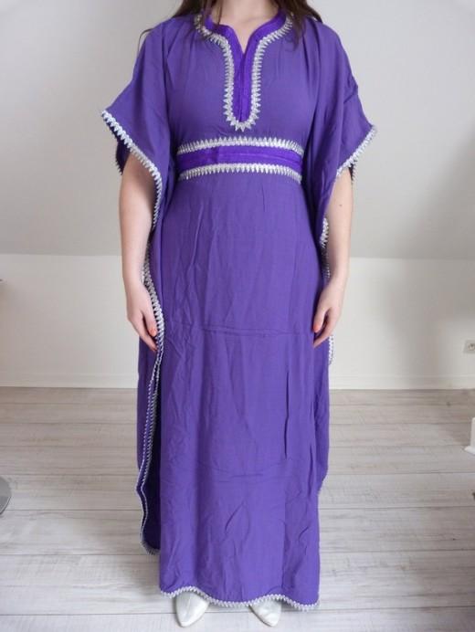 gandoura pyjama