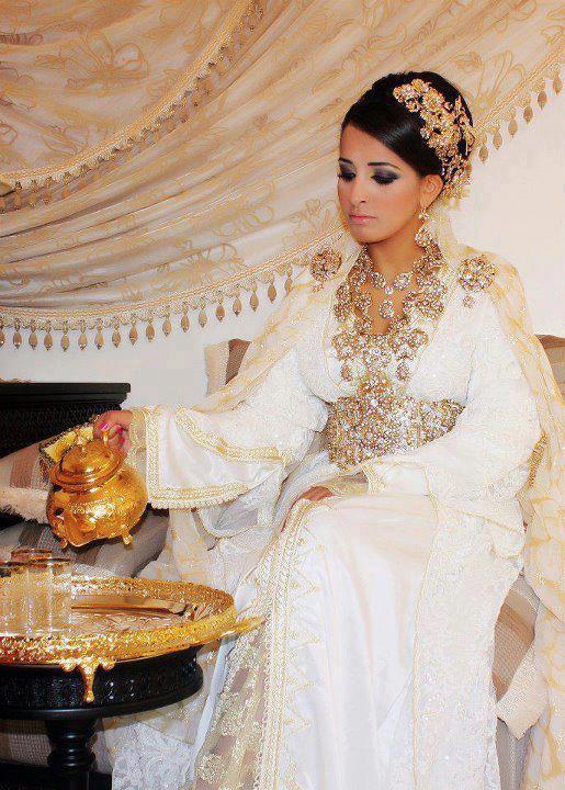 caftan marié