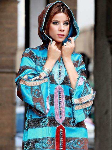 jellaba maroc