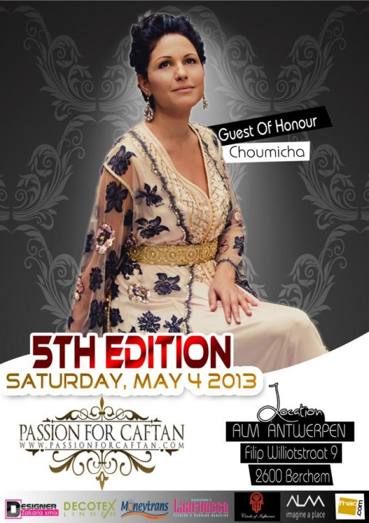 choumicha passion for caftan