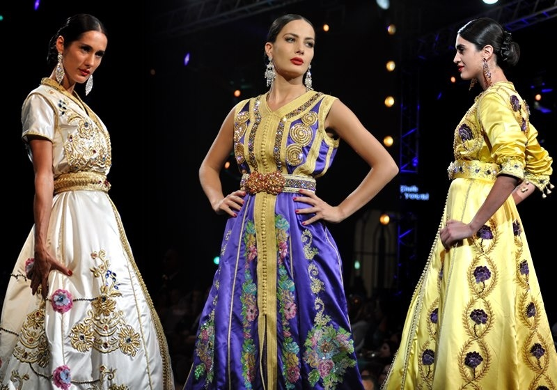 Le Caftan THE tenue marocaine