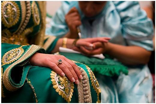 Negafa Marocaine transforme moi en reine…