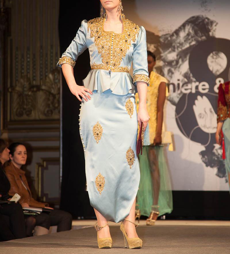 Le Karakou... The tenue Algérienne